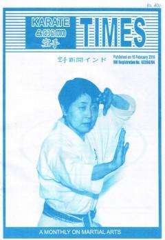 February 2016 - Karate Times Magazine